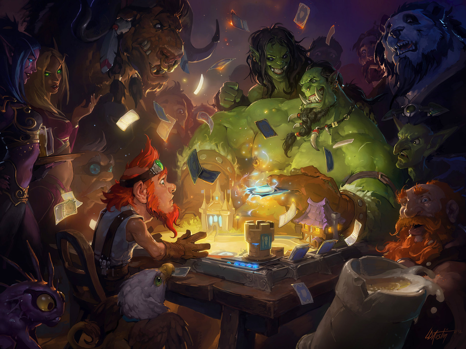 The Five Worst Hearthstone Legendary Cards