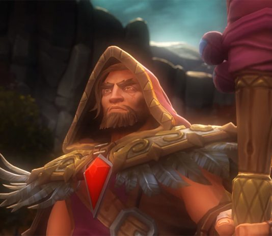 Medivh in Heroes of the Storm