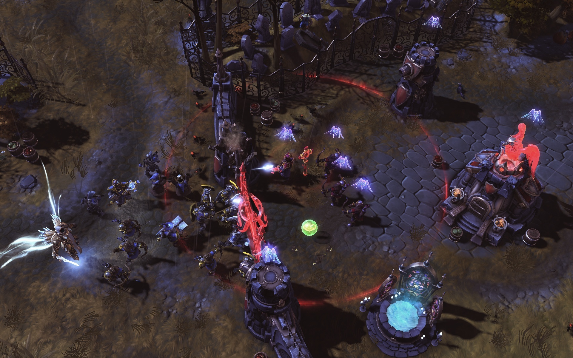 Minions on Cursed Hollow