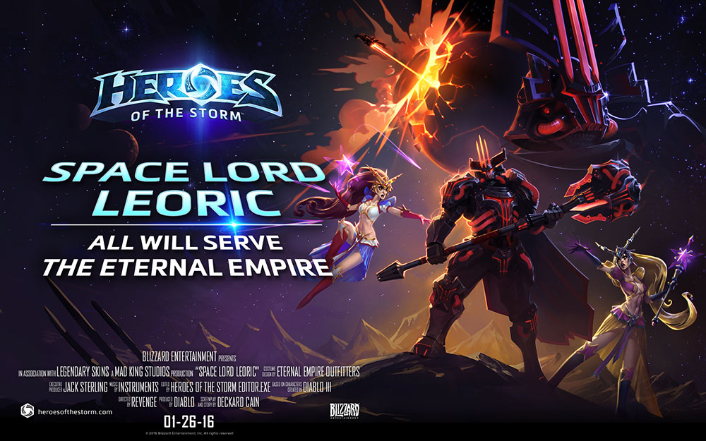 Space Lord Leoric