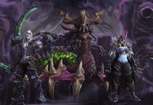 Specialists in Heroes of the Storm