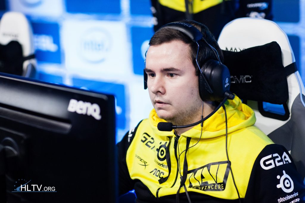 Will GuardiaN remain Na'Vi's dedicated AWPer?