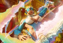 R Mika using her meter