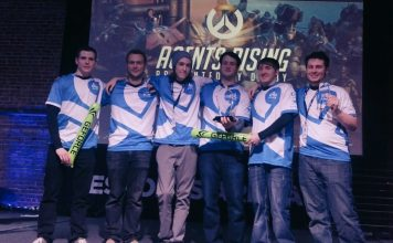 Cloud 9 Overwatch Win Agents Rising