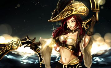 Miss Fortune by Hannah515