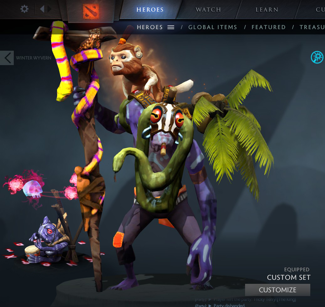 Dota 2 Valve changes imiprovements