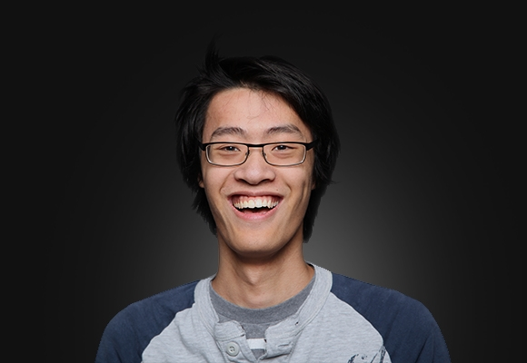 Image of WildTurtle smiling.