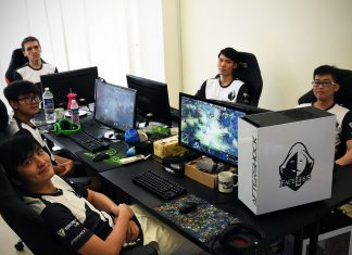 Team Faceless Dota2