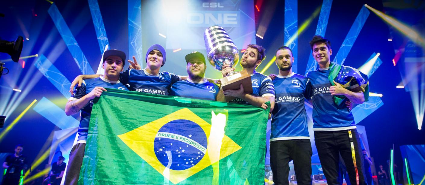 SK Gaming at ESL One Cologne 2016