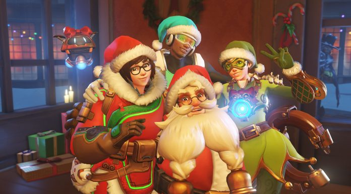 Overwatch Holiday Skins