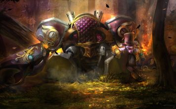 MMR peddlers wait in the forest to prey on unsuspecting 1k scrubs.