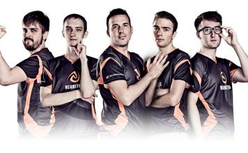 Reunited Overwatch Roster