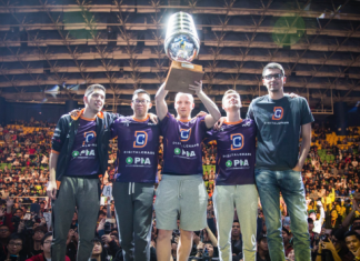 Digital Chaos win ESL One Genting