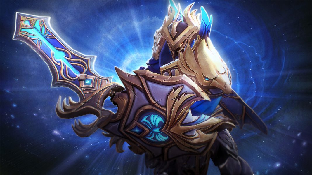 Dota 2 patch notes heroes