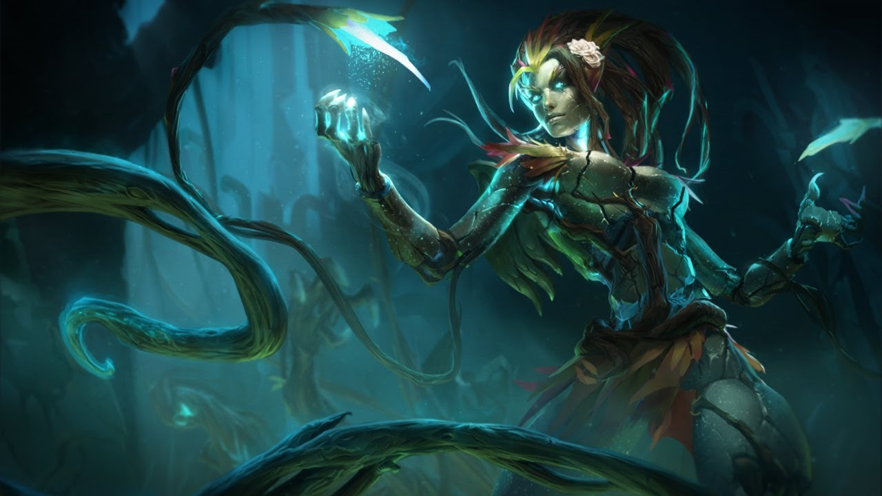 Haunted Zyra
