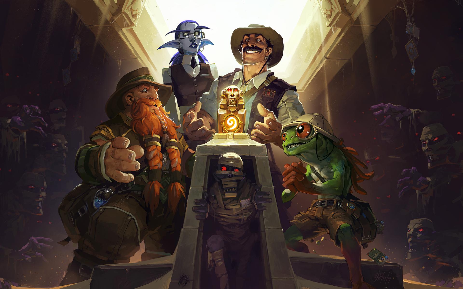 The League of Explorers Expansion