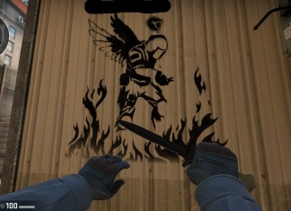 Can we also have a prize pool for who has the coolest idea for post-Major graffiti?