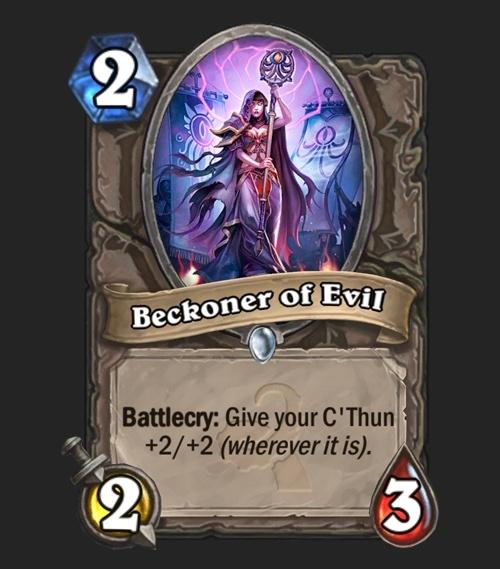 Beckoner of Evil
