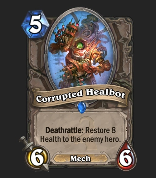 Hearthstone Reveal of the Old Gods - Esports Edition