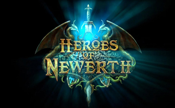 S2 Game's first title, Heroes of Newerth.