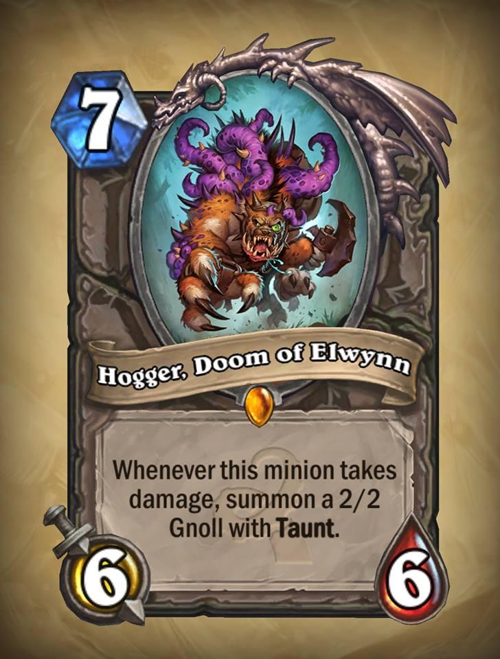 Hogger Doom of Elwynn