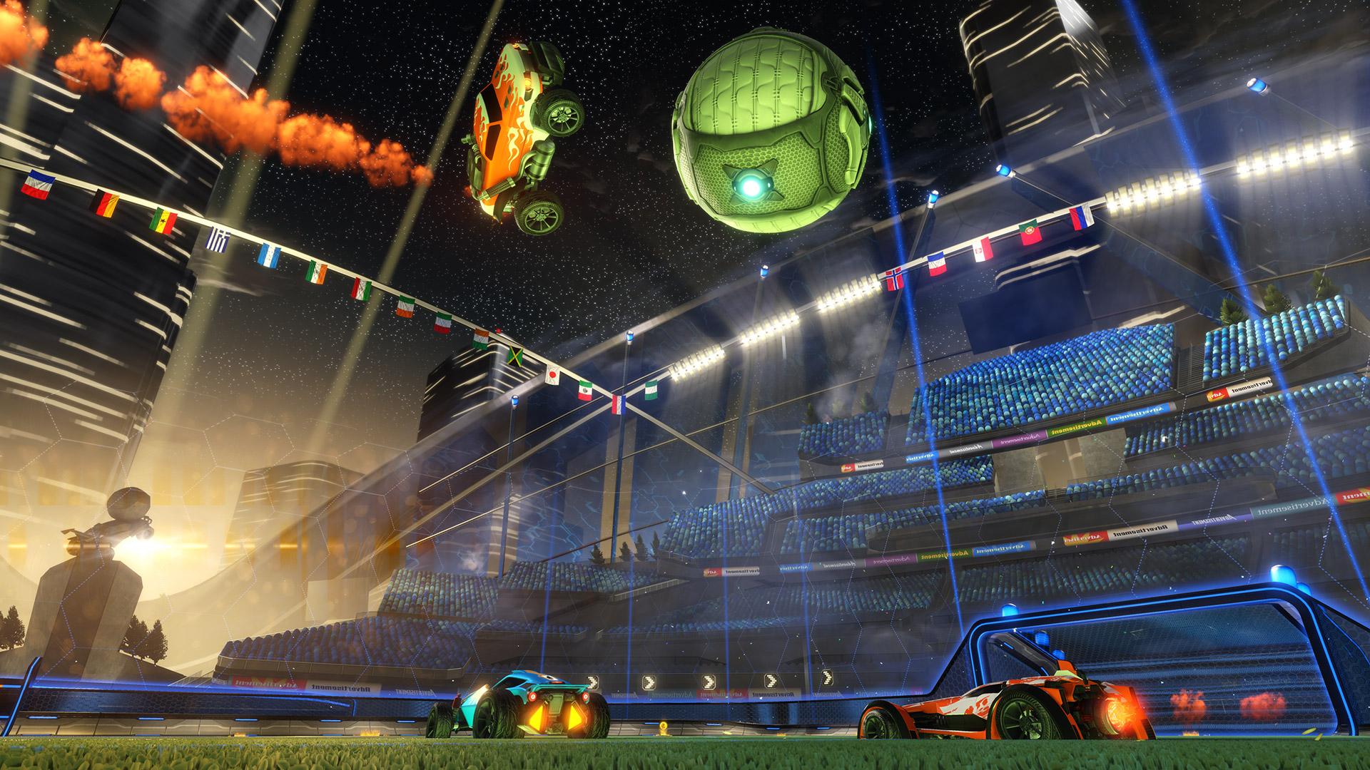 Leage Cars Game