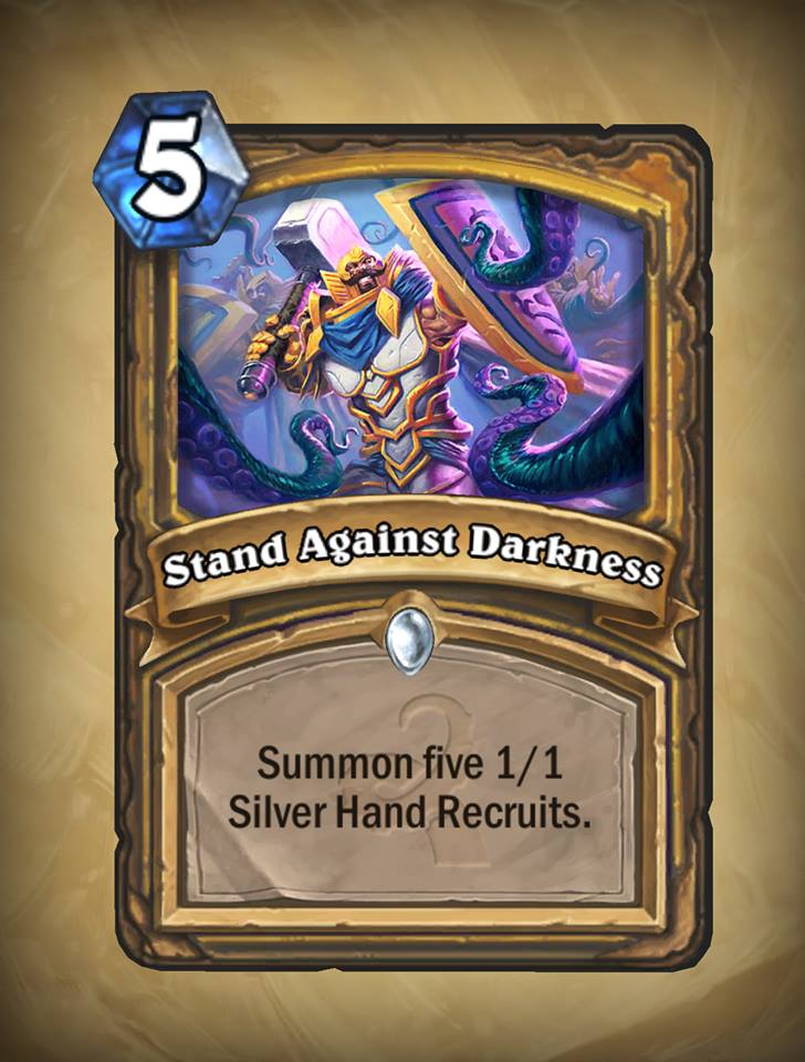 Stand Against Darkness