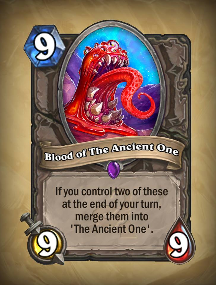 Blood of the Ancient One