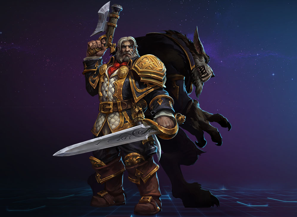 Goodbye for now Greymane. Hopefully we'll see some reworks or buffs in the future!