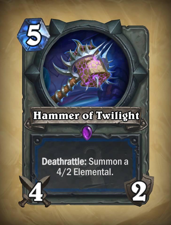 Hammer of Twilight