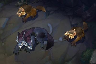 Murk Wolves