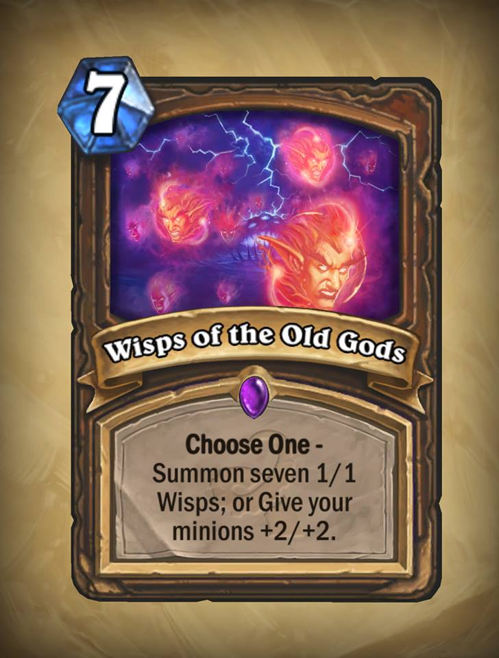 Whisps of the Old Gods