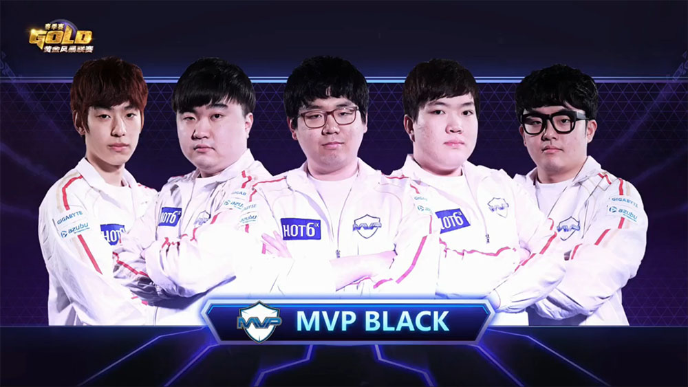 MVP Black Splash