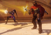 Two of the world's best Overwatch players have been accused of using aimbots to improve their in-game performance.