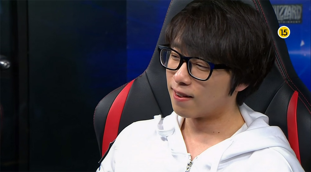 Lockdown is one of the best players in Korea, if not the world, due to his big playmaking potential. Photo Credit: OGN