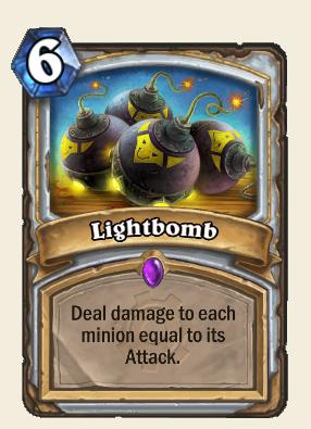 Lightbomb priest