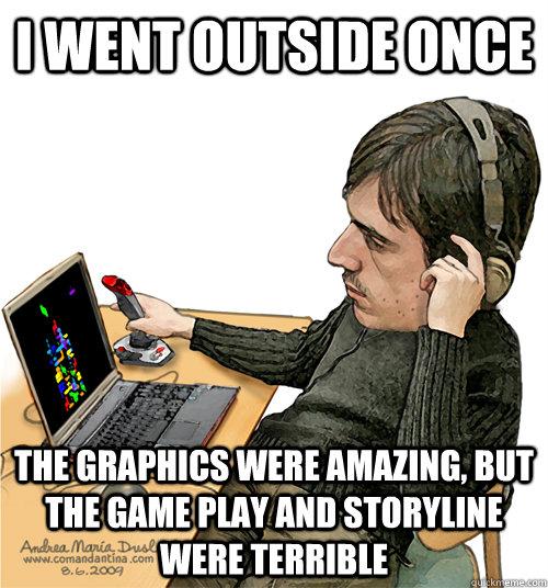 Outside Meme