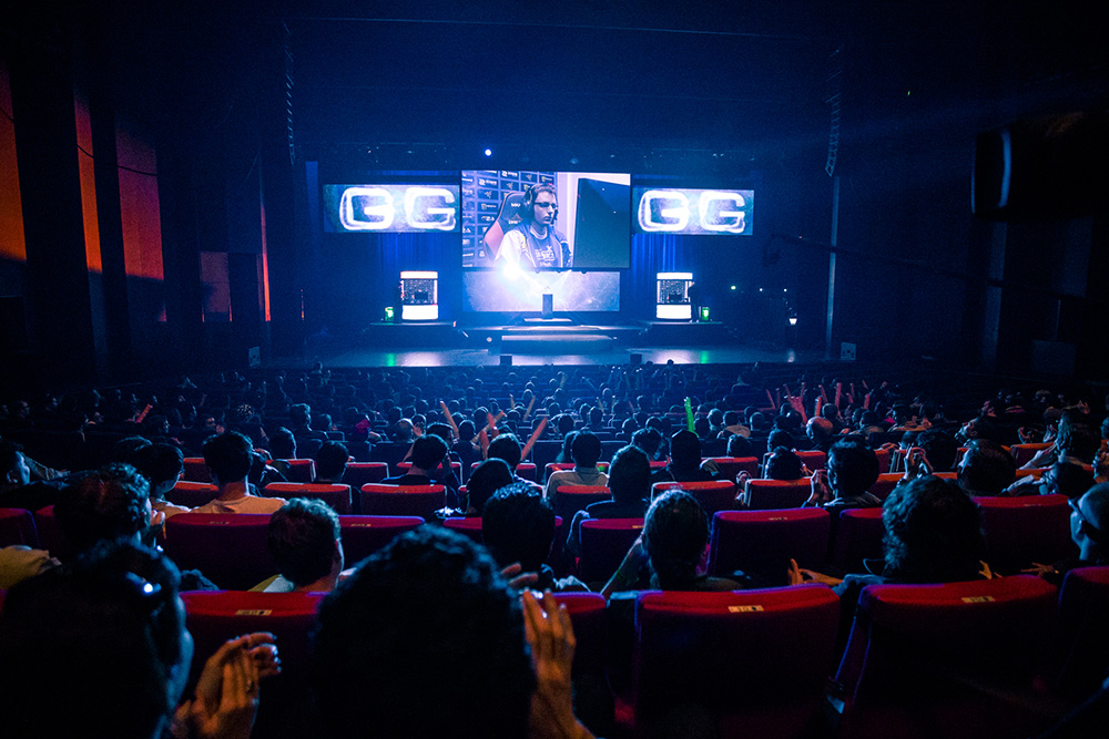 Esports is still very much alive in Starcraft 2. Photo Credit: DreamHack