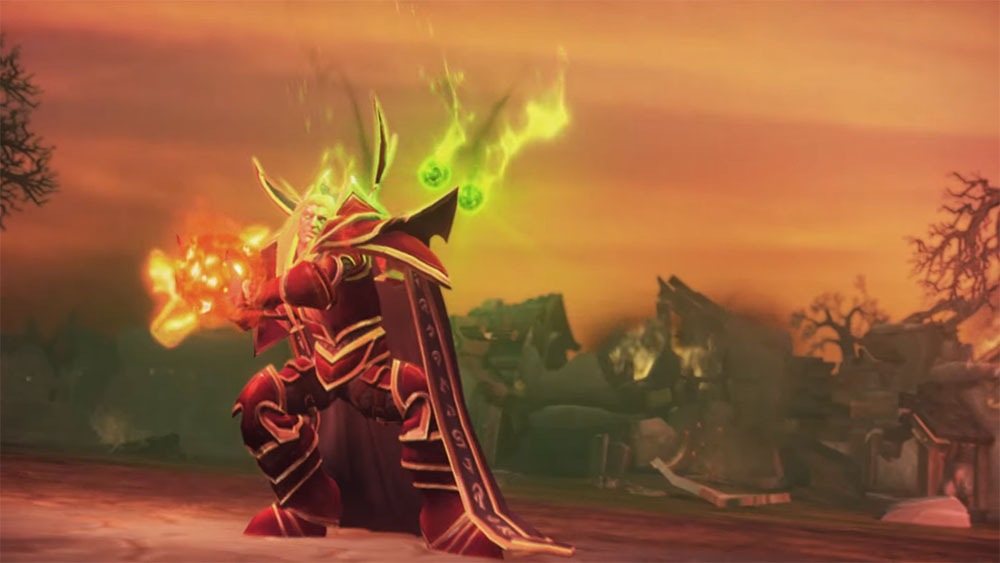 Kael'thas in Heroes of the Storm