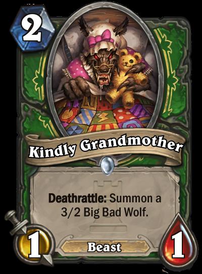 Kindly Grandmother