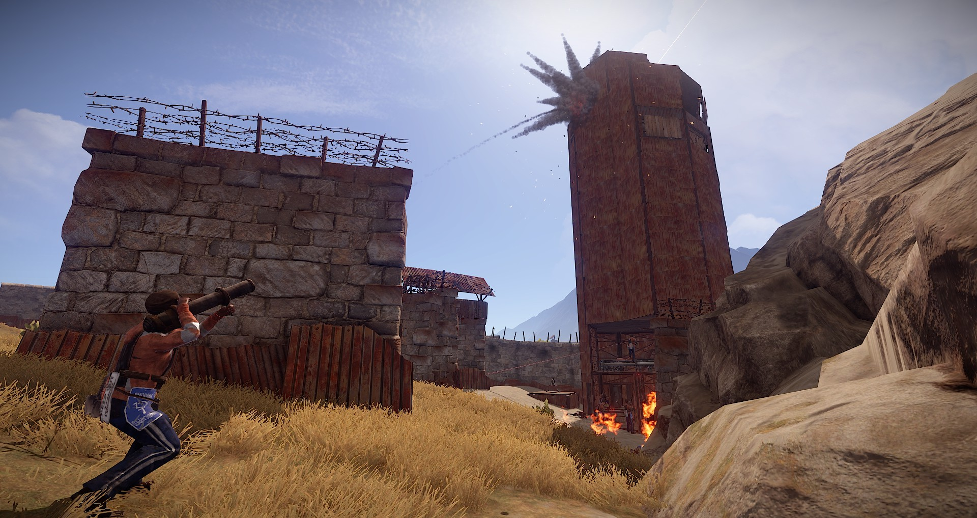 A base attack in Rust