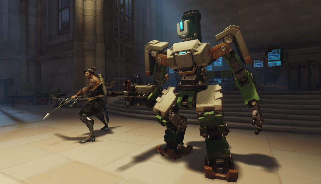 """I'm a Bastion main."""