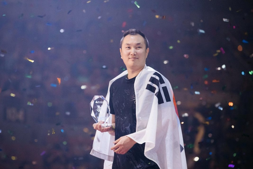 infiltration wins Evo 2016