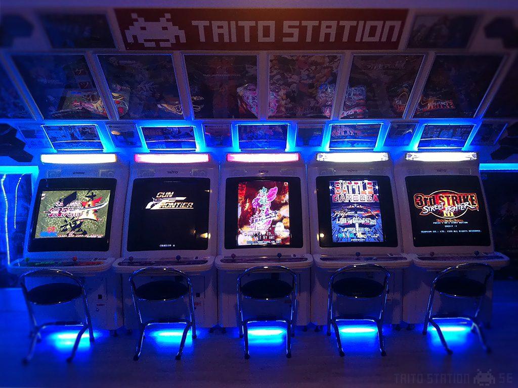 japanese arcade machines
