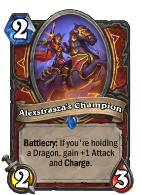 Competitive Hearthstone issues
