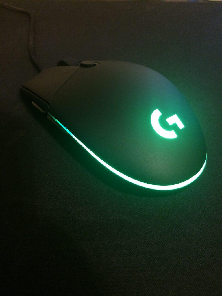 The Logitech G Pro