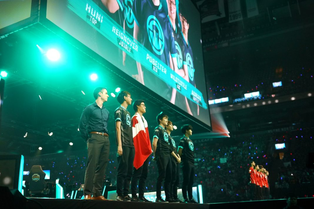 Immortals CLG on Stage