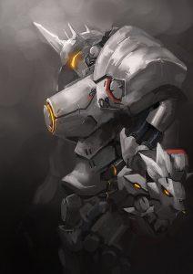 Reinhardt Rogue Reinforce Deviantart