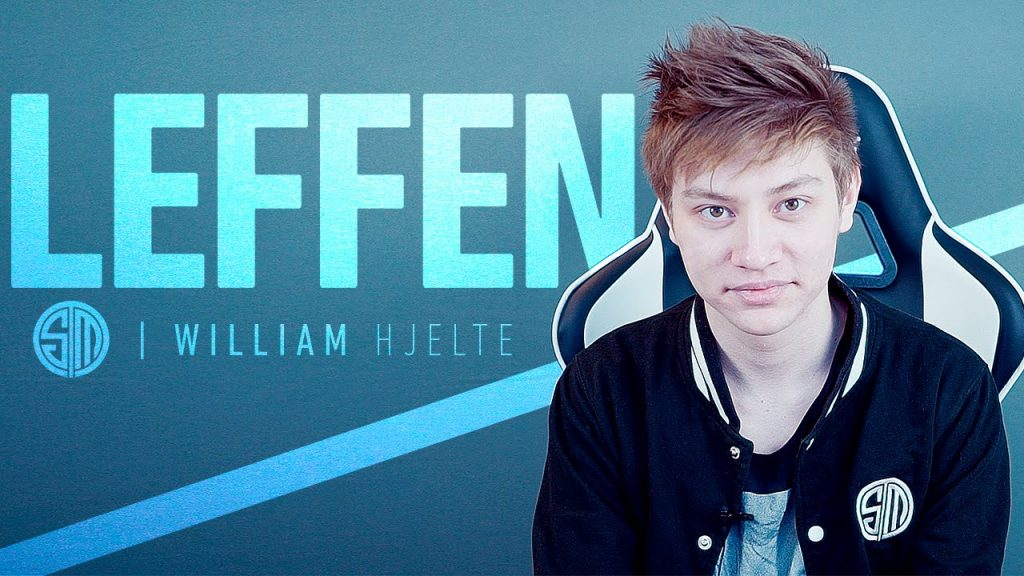 TSM leffen pro smash player