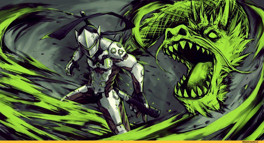 Overwatch Genji Nerfed